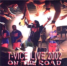 Live 2002, On The Road