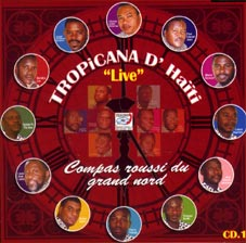 Live, Compas Roussi du Grand Nord CD 1