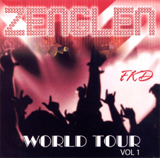 World Tour, Vol. 1