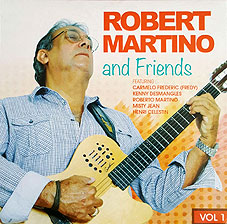 Robert Martino and Friends, Vol. 1